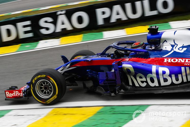21. Brendon Hartley, Toro Rosso STR13