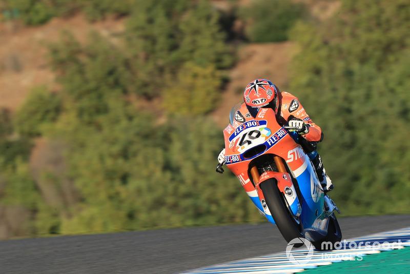 Augusto Fernandez, Pons HP40