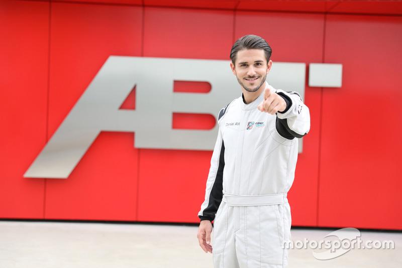 №66: Даниэль Абт, Audi Sport ABT Schaeffler