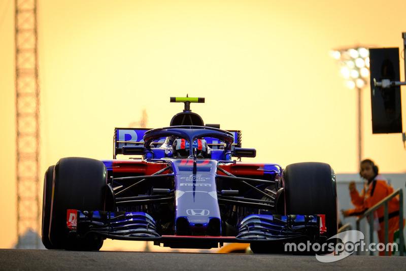 П'єр Гаслі, Scuderia Toro Rosso STR13