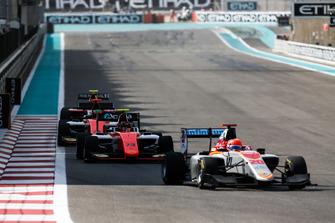 Diego Menchaca, Campos Racing et Devlin DeFrancesco, MP Motorsport