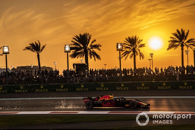 5 місце — Даніель Ріккардо, Red Bull. Умовний бал — 25,83