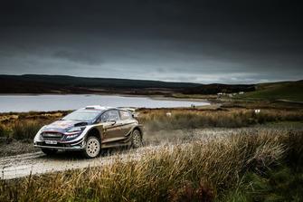 Teemu Suninen, Mikko Markkula, M-Sport Ford WRT Ford Fiesta WRC VIALATTE Aurelien