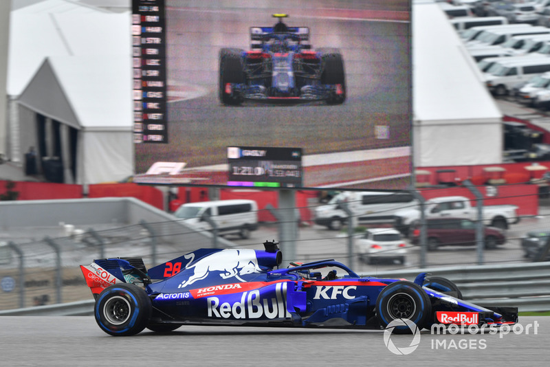 20. Brendon Hartley, Toro Rosso STR13
