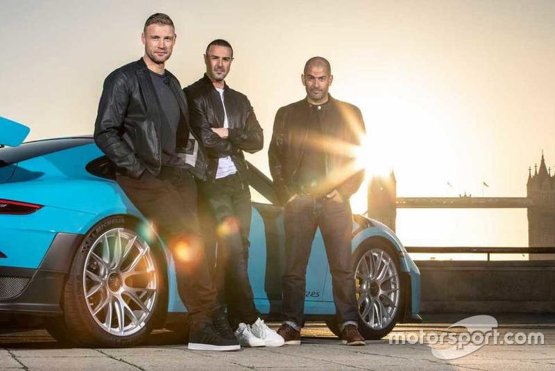 Top Gear - Кріс, Педді, Фредді