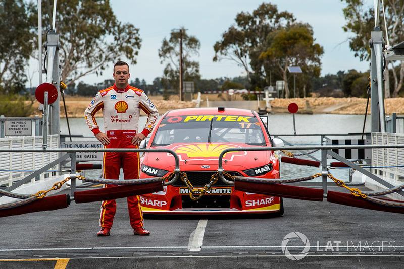 2018 - Supercars: Scott McLaughlin (Ford Falcon)