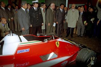 Ferrari-Präsentation für die Formel-1-Saison 1978