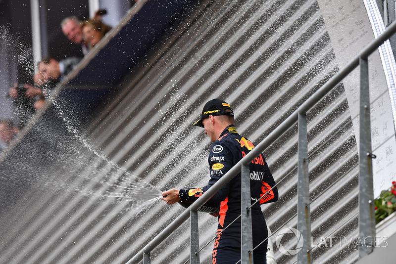 16. 2018, Grand Prix van België (derde)