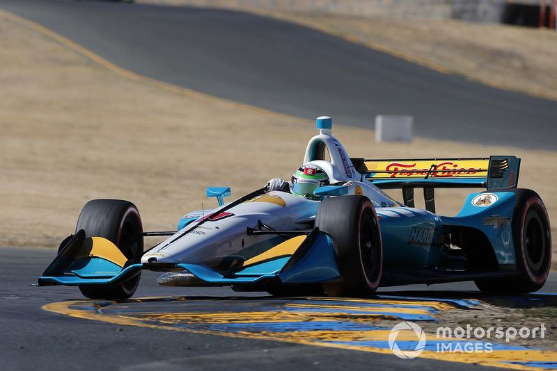 Patricio O'Ward, Harding Group Chevrolet