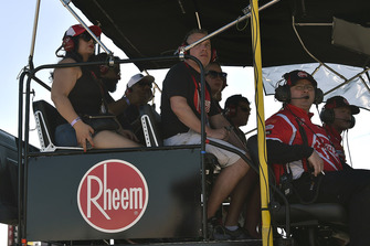 Ryan Preece, Joe Gibbs Racing, Toyota Camry Rheem guests