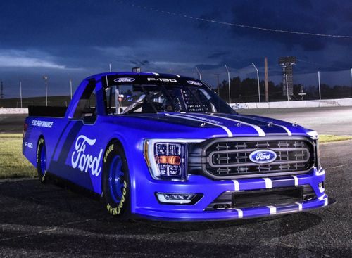 2022 Ford Performance F-150 unveil