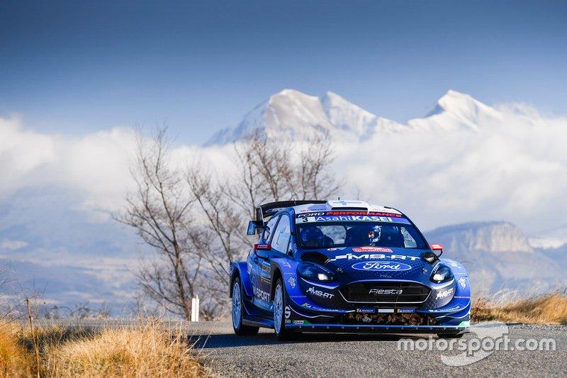Теему Сунінен, Мікко Марккула, M-Sport Ford WRT Ford Fiesta WRC