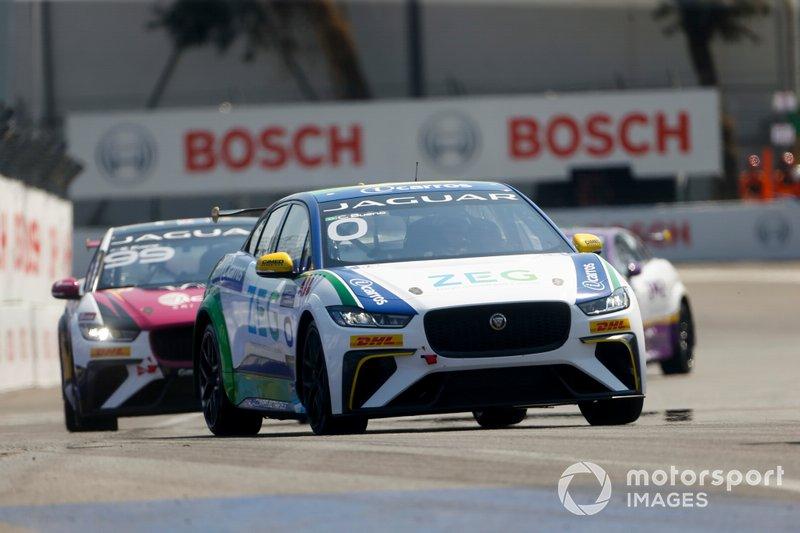Cacá Bueno, Jaguar Brazil Racing Simon Evans, Team Asia New Zealand