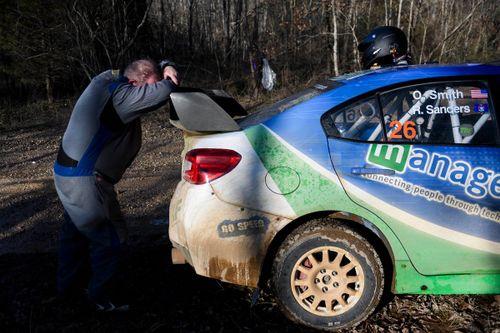 100 Acre Woods Rallye