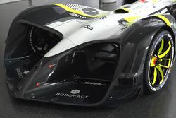 La voiture de RoboRace
