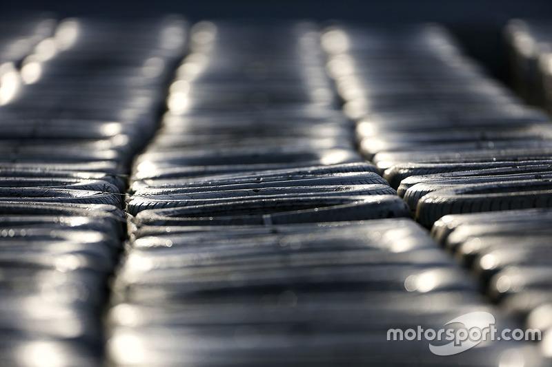 Barrera de neumáticos