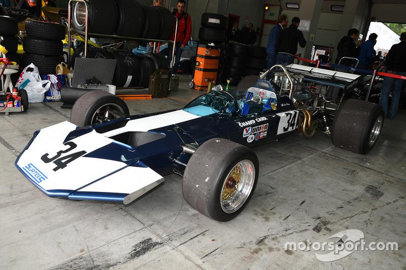 Surtees TS9B, Майка Хейлвуда