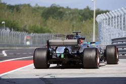 George Russell, Mercedes-Benz F1 W08 Hybrid