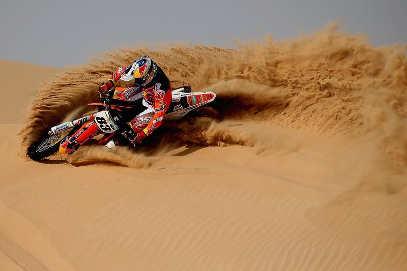 Sam Sunderland, Red Bull