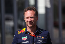 Christian Horner, Red Bull Racing Team Principal