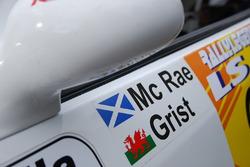 L'auto di Colin McRae