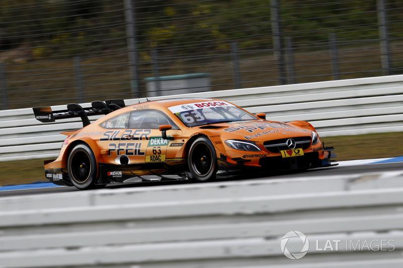 13. Maro Engel, Mercedes-AMG Team HWA, Mercedes-AMG C63 DTM