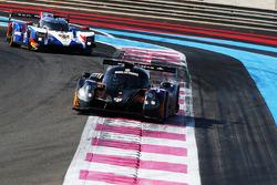 #9 AT Racing, Ligier JS P3 - Nissan: Alexander Talkanitsa, Alexander Talkanitsa JR, Mikkel Jensen