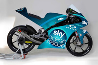 Sky Racing Team VR46 bike