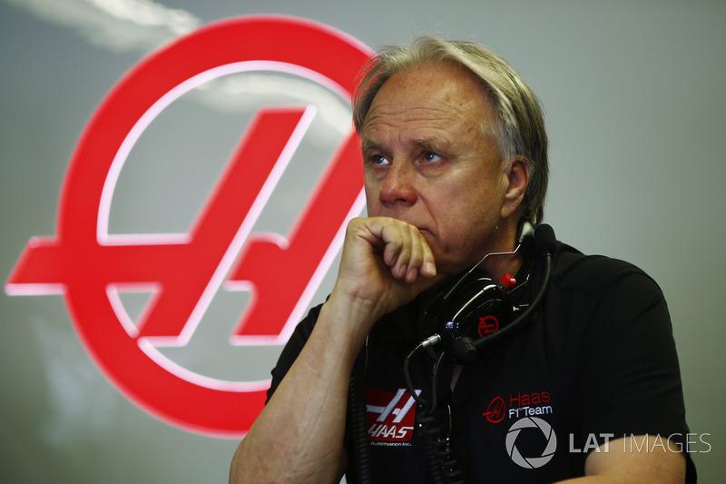 Gene Haas, Haas-Teambesitzer