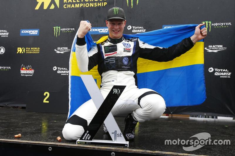 World RX (Supercar): Йохан Кристофферссон