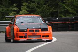Mario Bertocchi, BMW E36 3.2, Squadra Corse Quadrifoglio, 1. Rennlauf