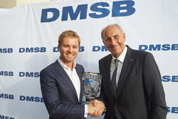 Nico Rosberg and Hans-Joachim Stuck