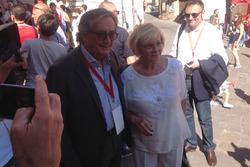 Giancarlo Minardi e Margherita Freddi Bandini