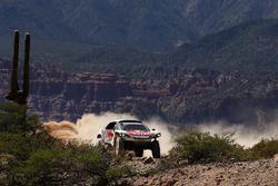 #304 Peugeot Sport Peugeot 3008 DKR: Карлос Сайнс, Лукас Круз