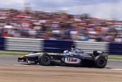Mika Hakkinen, McLaren Mercedes MP4/16