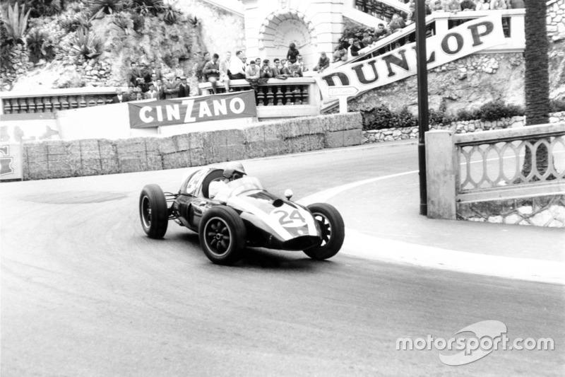 1959 - Jack Brabham, Cooper-Climax