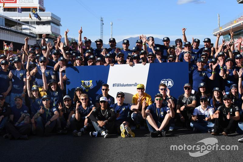 FIA Volunteers