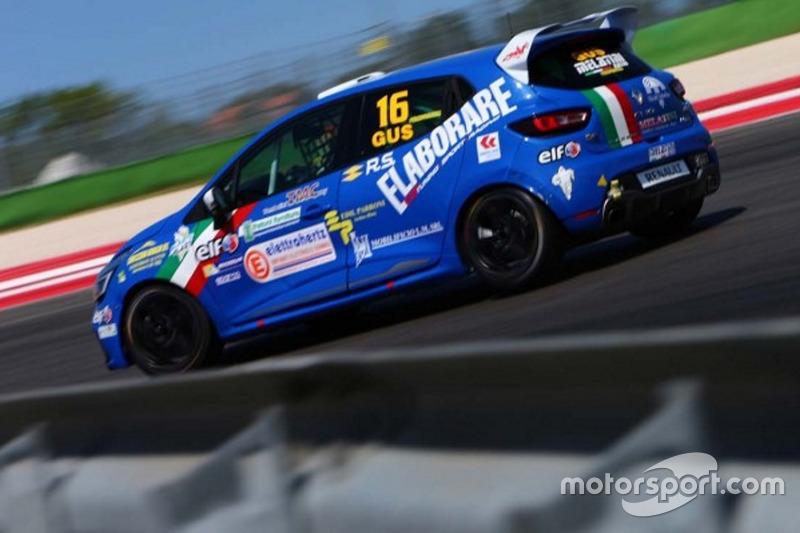 Gustavo Sandrucci, Melatini Racing