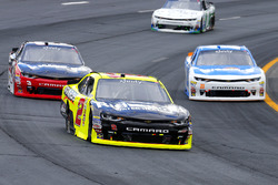 Ben Kennedy, GMS Racing Chevrolet, Spencer Gallagher, GMS Racing Chevrolet, Ty Dillon, Richard Childress Racing Chevrolet