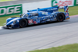#90 Visit Florida Racing Multimatic Riley LMP2: Марк Гуссенс, Ренгер ван дер Занде