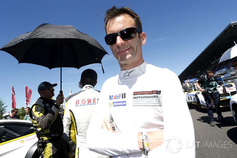 HubAuto Racing - Porsche 911 GT3-R: Romain Dumas