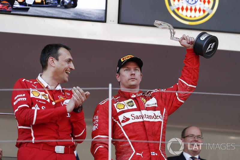 2: Кими Райкконен, Ferrari