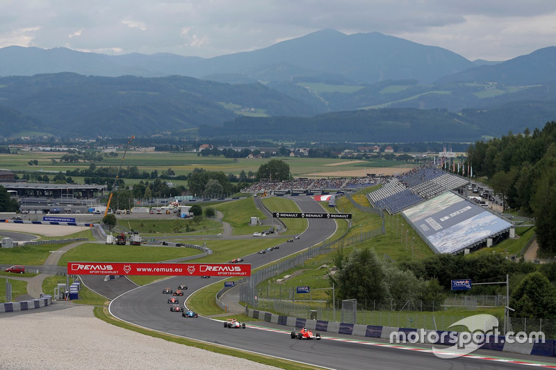 Preview Formula Renault Eurocup Red Bull Ring