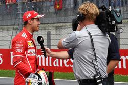 Davide Valsecchi, Sky Italia, Sebastian Vettel, Ferrari