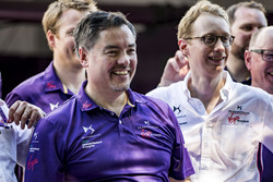 Alex Tai, Teambesitzer, DS Virgin Racing