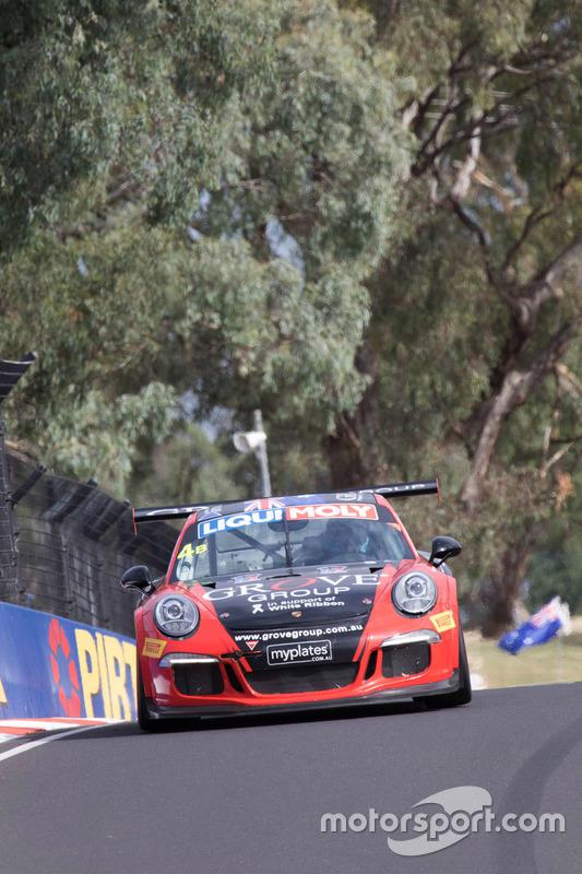 #4 Grove Motorsport, Porsche 911 Cup: Stephen Grove, Benjamin Barker, Alexandre Imperatori