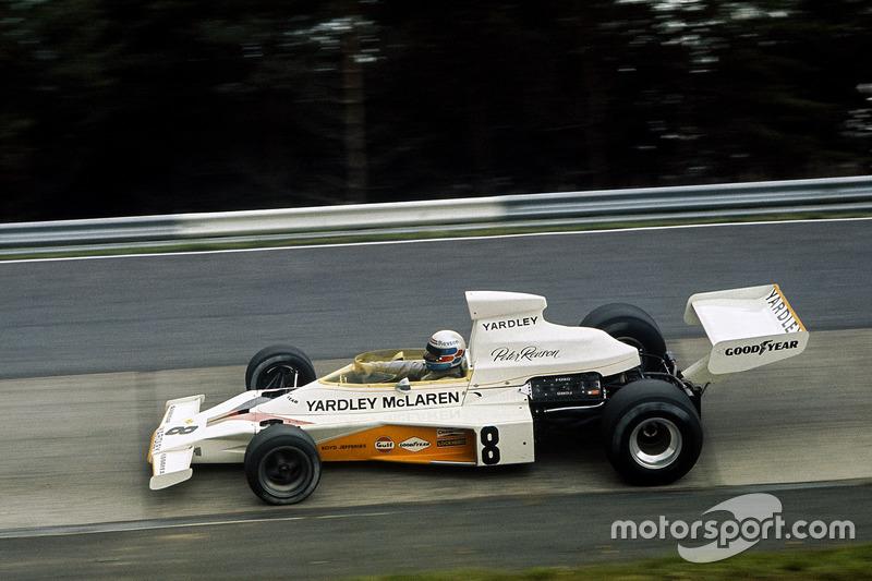 1973. McLaren M23 Ford