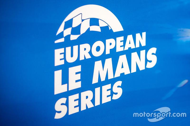Logo de European Le Mans Series