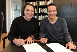 Max Pucher and Timo Scheider
