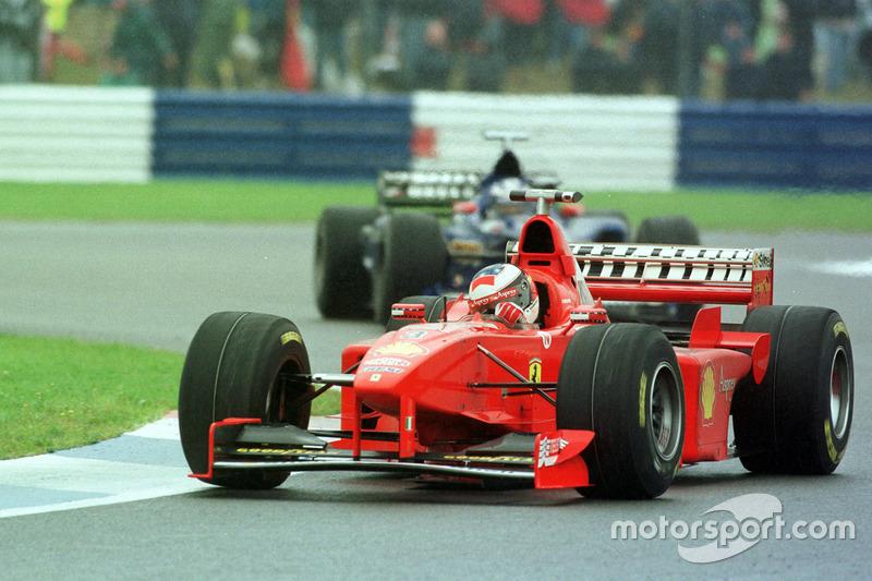 GP da Grã-Bretanha de 1998 – Vencedor: Michael Schumacher